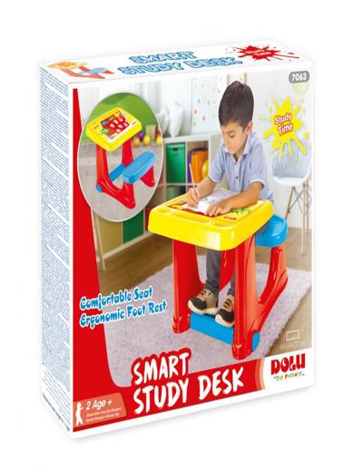 Dolu Dolu Smart Çalışma Masası Unisex 7063 Renkli